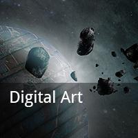 Digital Art - ikona