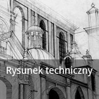 Rysunek techniczny - ikona