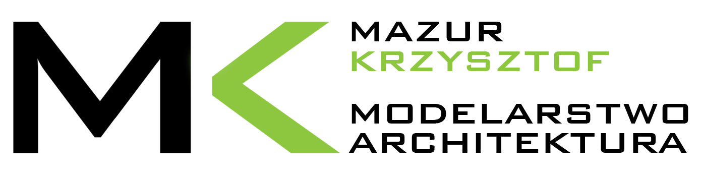 Krzysztof Mazur – Modelarstwo architektura